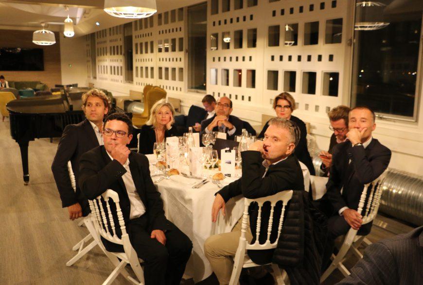 Dîner du 28 septembre 2017, à Orléans, <br>avec Philippe Bilger