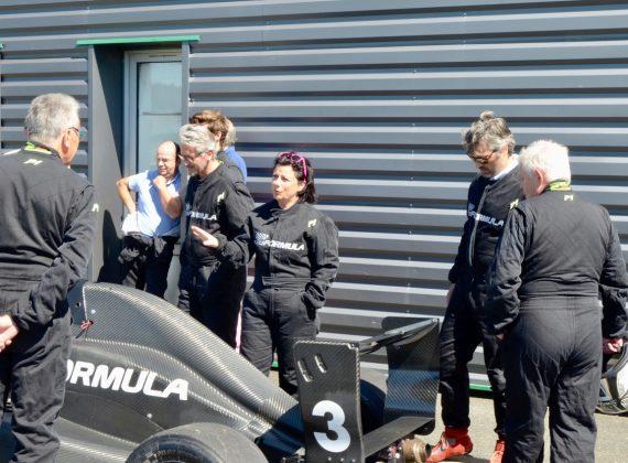Autour d'une Formule 3000